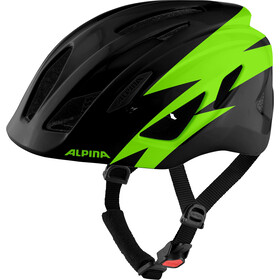 Alpina Pico Helm Kinder schwarz/grün